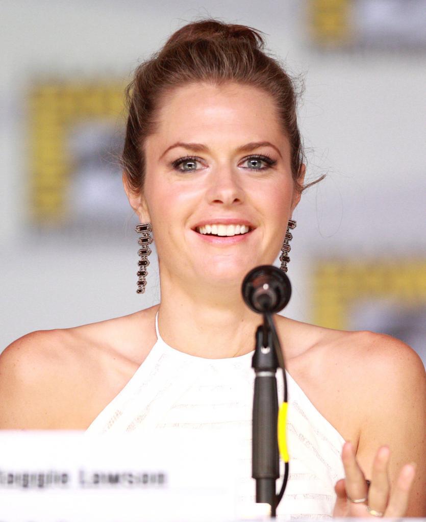 Maggie Lawson - Wikipedia