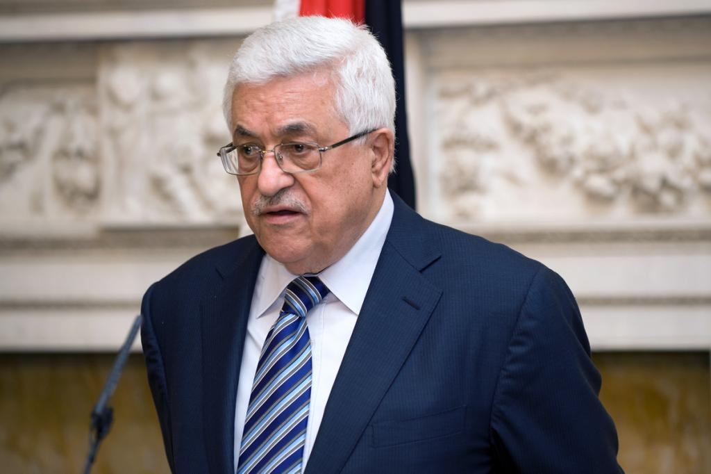Mahmoud Abbas In Athens For Two-day Visit   News