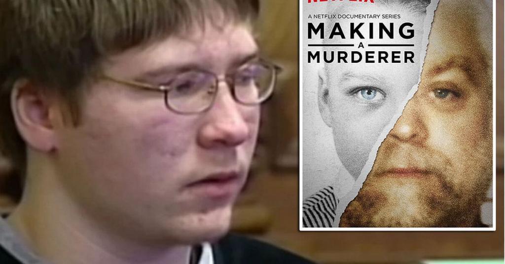 Making A Murderer: Brendan Dassey's Message To Fans Of Netflix Show