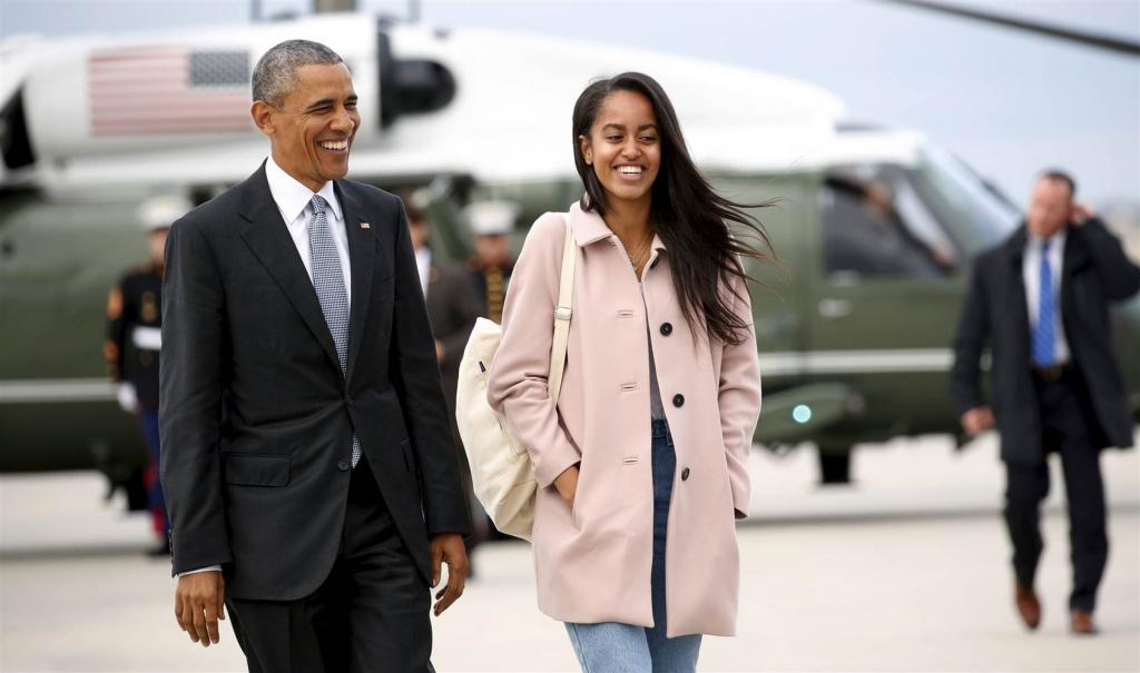 Malia Obama To Attend Harvard University - NBC News
