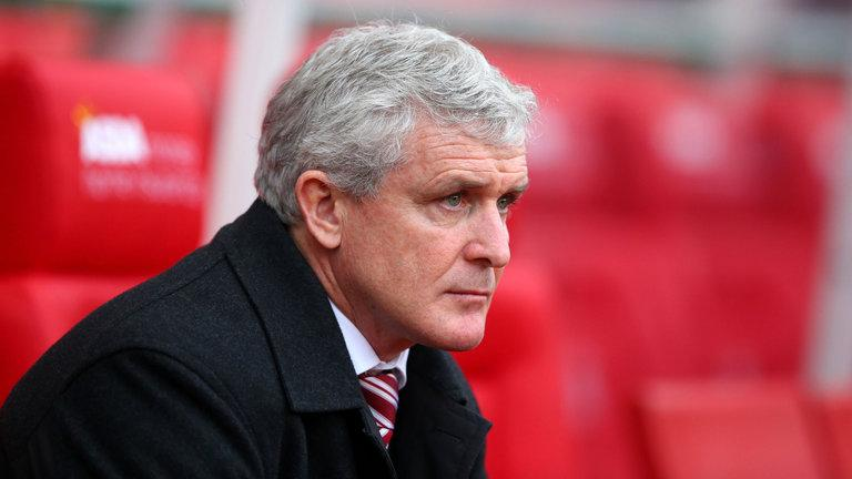 Man Utd Squad May Lack Mental Strength, Says Stoke Manager Mark
