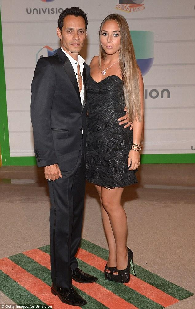 Marc Anthony 'is Engaged' To Model Shannon De Lima And They're