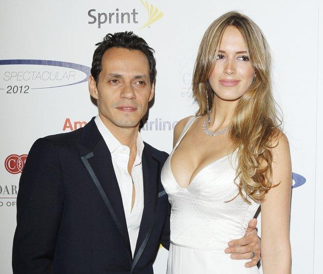 Marc Anthony Engaged To Shannon De Lima (Report)   Access Hollywood