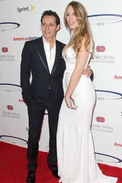 Marc Anthony Marries Shannon De Lima In Dominican Republic