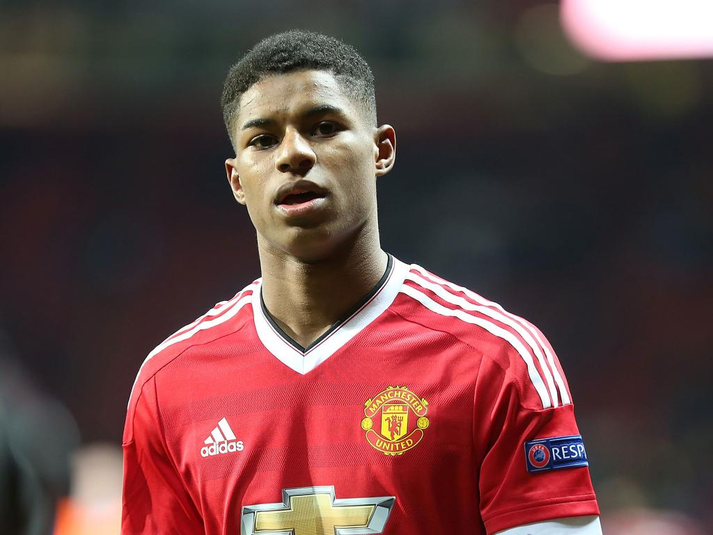 Marcus Rashford: Manchester City Rejected Manchester United