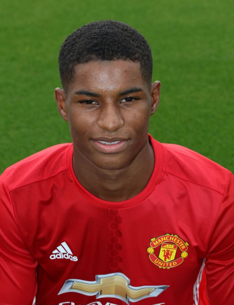 Marcus Rashford Profile - Official Manchester United Website