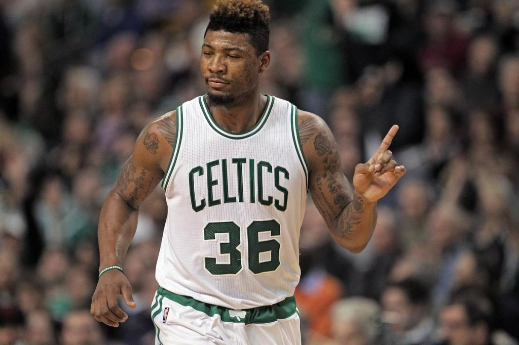 Marcus Smart Becoming A Shooting Star   Boston Herald