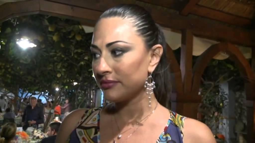 Maria Mazza Al Vip Champion 2015 - YouTube