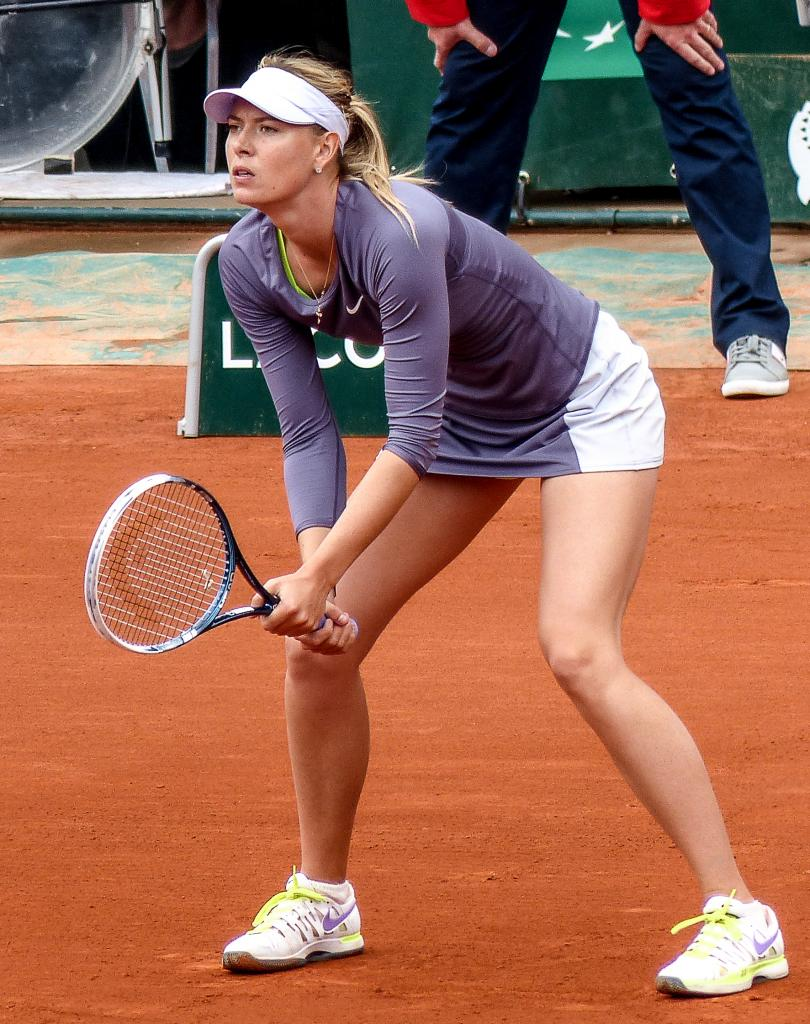 Maria Sharapova - Wikipedia, The Free Encyclopedia