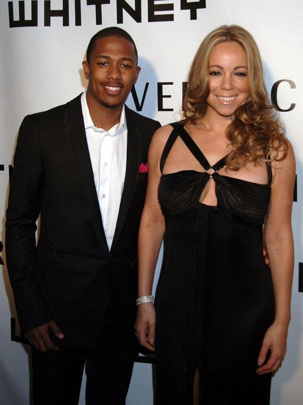 Mariah Carey Alters Her Nick Cannon Tattoo And Flashes It During A