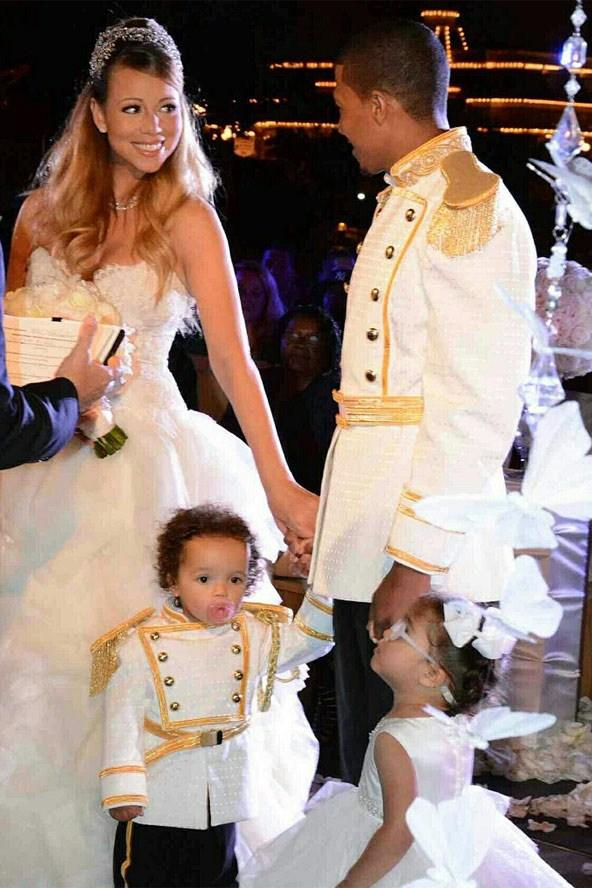 Mariah Carey & Nick Cannon Divorce & Custody Of Children (Glamour