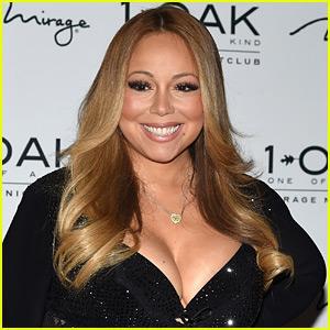 Mariah Carey Hospitalized For Severe Flu Symptoms   Mariah Carey