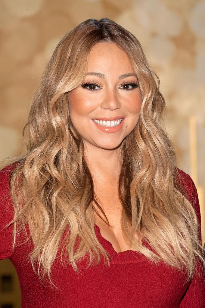 Mariah Carey Shows Off Her Drastic Weight Loss At The UNICEF Ball