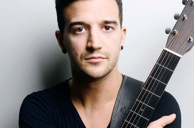 Mark Ballas Of 'Dancing With The Stars' Talks Debut Album: Video