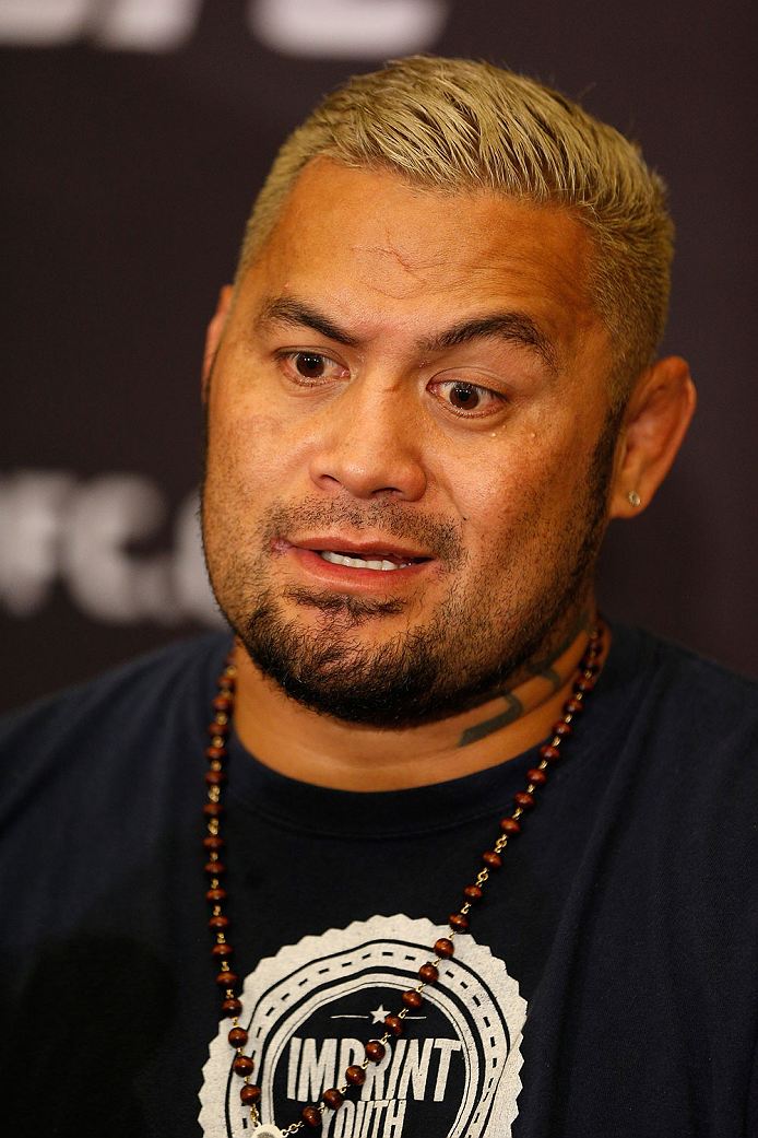 Mark Hunt By The Numbers   UFC      - News