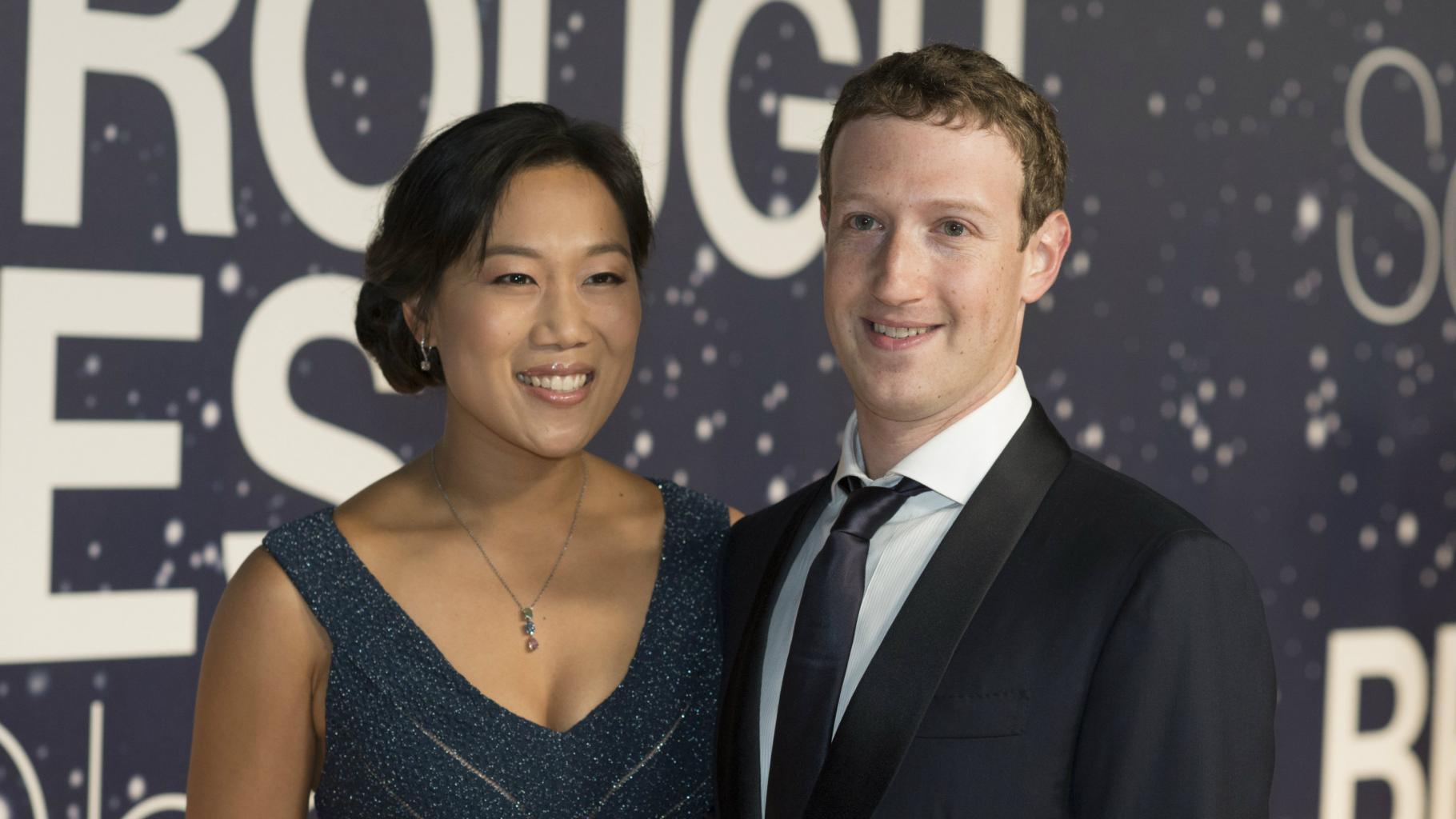Mark Zuckerberg And Priscilla Chan Announce They're