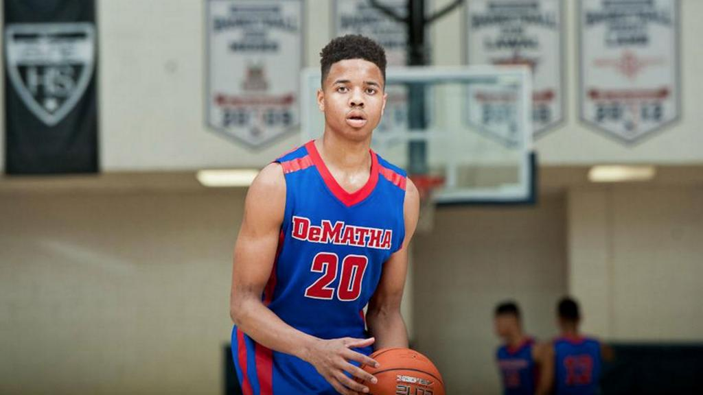 Markelle Fultz Proving He's One To Watch In 2016   NCAA Basketball