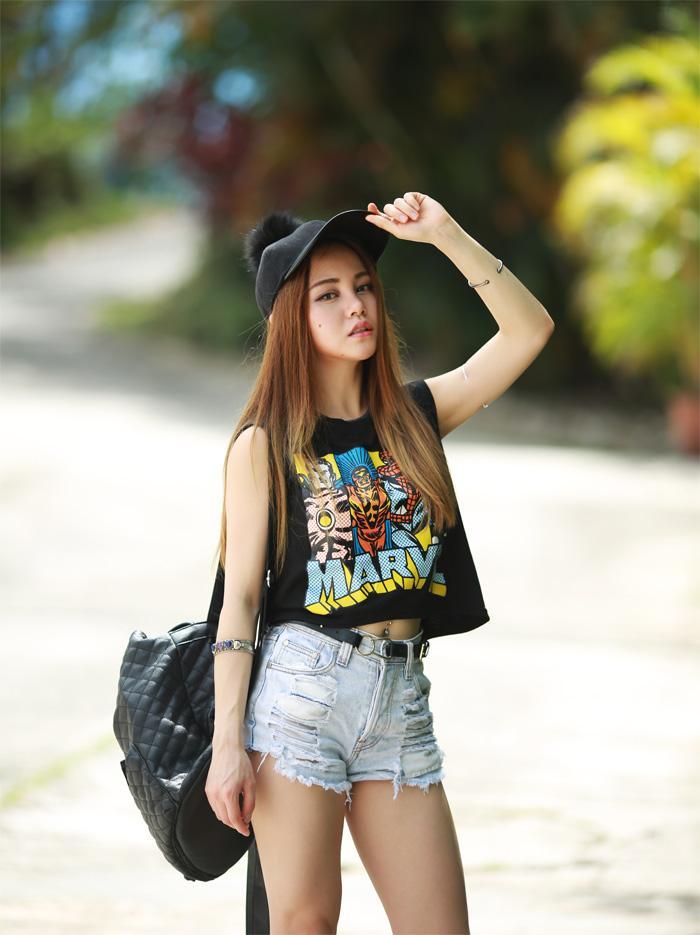 Marvel - Chloe Ting - Melbourne Fashion Blogger