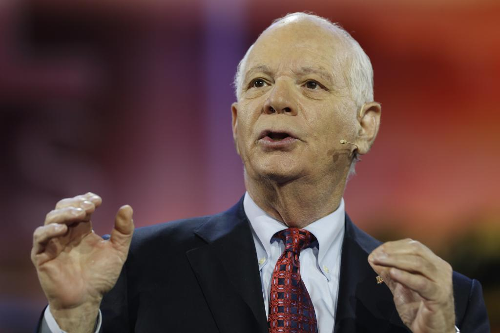 Maryland's Ben Cardin, A Top Senate Democrat, Opposes Iran Nuclear