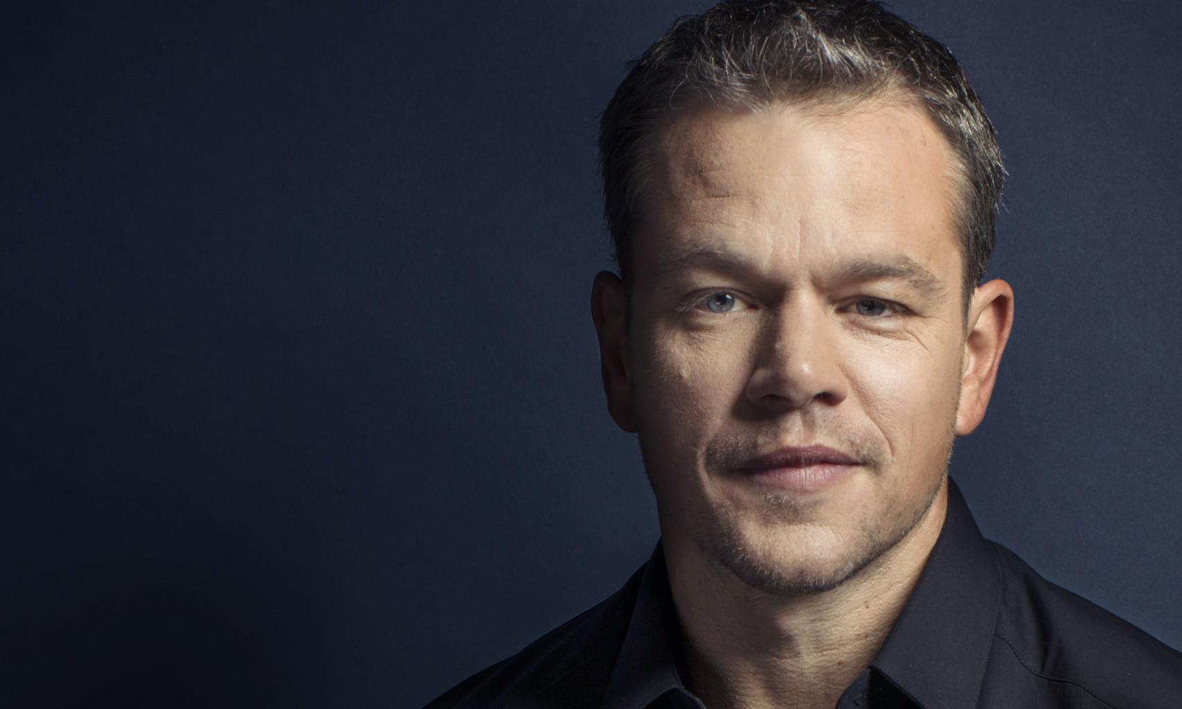 Matt Damon Defends Comments On Gay Actors After Backlash   Film