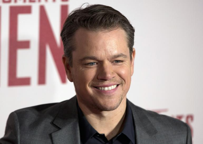 Matt Damon On 'Batman V Superman' And Why You Won't Be Seeing Him In