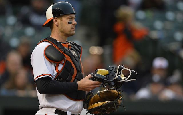 Matt Wieters Accepts Qualifying Offer, Will Return To Orioles In