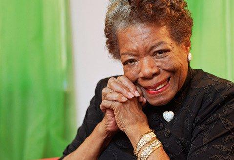 Maya Angelou Talks To Sojourner Kincaid Rolle