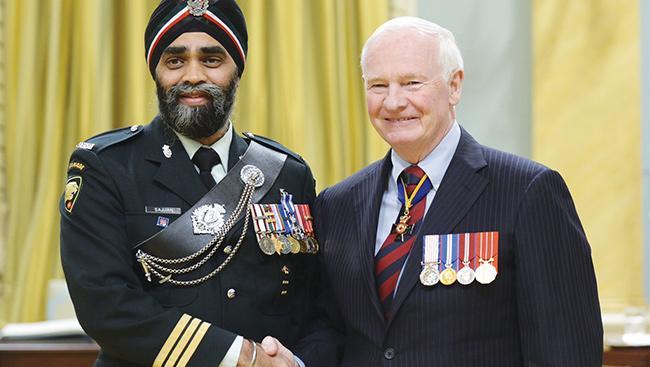 Meet Harjit Sajjan, Canada's New Defence Minister   Ottawa Citizen