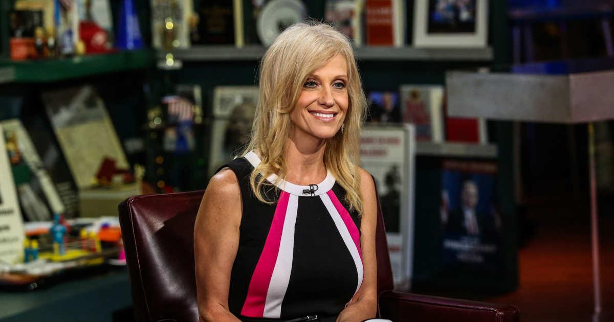 Meet Kellyanne Conway, Trump's New Campaign Manager