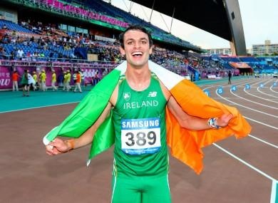 Meet The Athlete     Thomas Barr   The Running Review