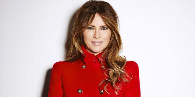 Melania Trump's First Interview About Husband Donald Trumps Campaign