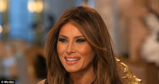 Melania Trump Sits Down For FIRST One-on-one Interview Criticizing