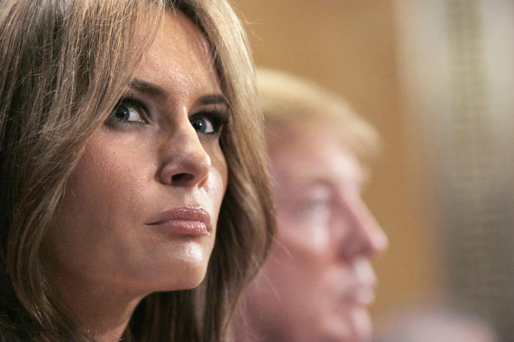 Melania Trump, The Silent Partner - The New York Times