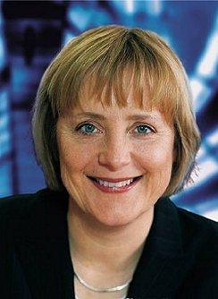 Angela Merkel Old Photos