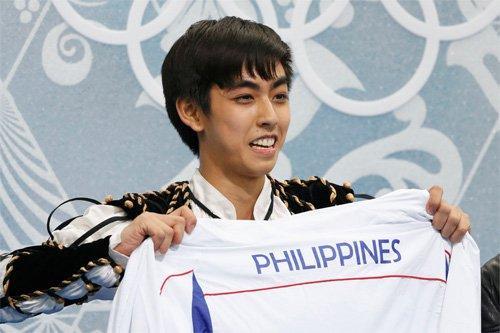 Michael Martinez Advances In Sochi Olympics   ABS-CBN News