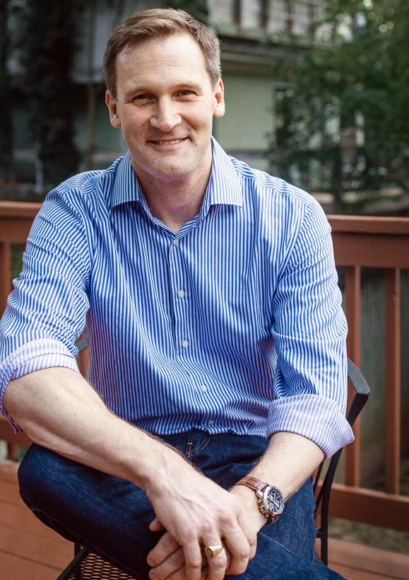 Michael Signer. Author, Attorney, Mayor Of Charlottesville.