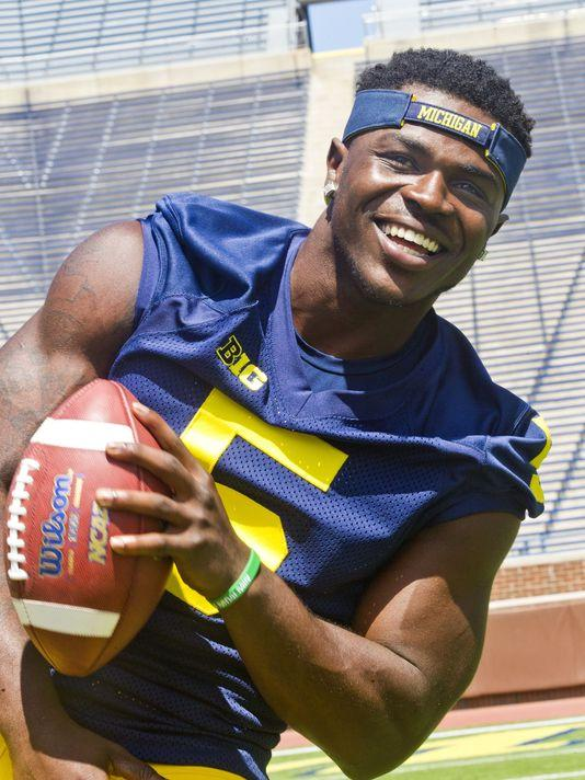 Michigan's Jabrill Peppers Thriving At Any Position On Defense