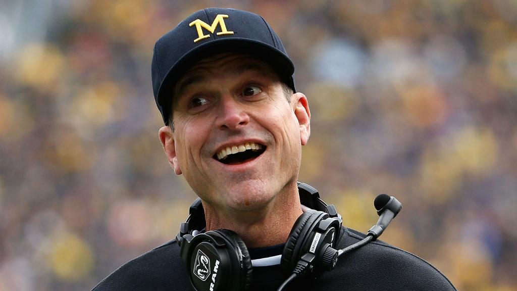 Michigan AD Says Jim Harbaugh Is 'worth Every Penny'   NCAA Football