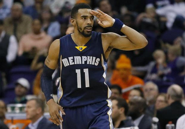 Mike Conley To Sign Richest Deal In NBA History   Eleven Warriors