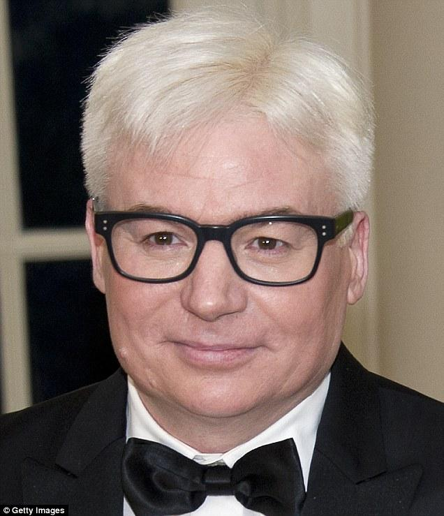 Mike Myers Debuts White Hair At State Dinner In Honour Of Canada's
