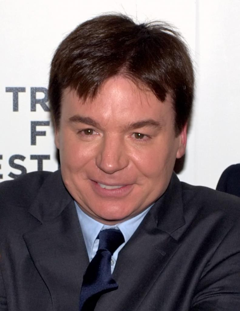 Mike Myers - Wikipedia, The Free Encyclopedia