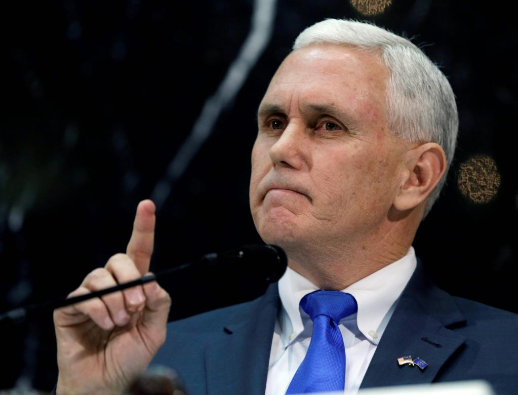 Mike Pence, Please! Not Now!   Veterans Today