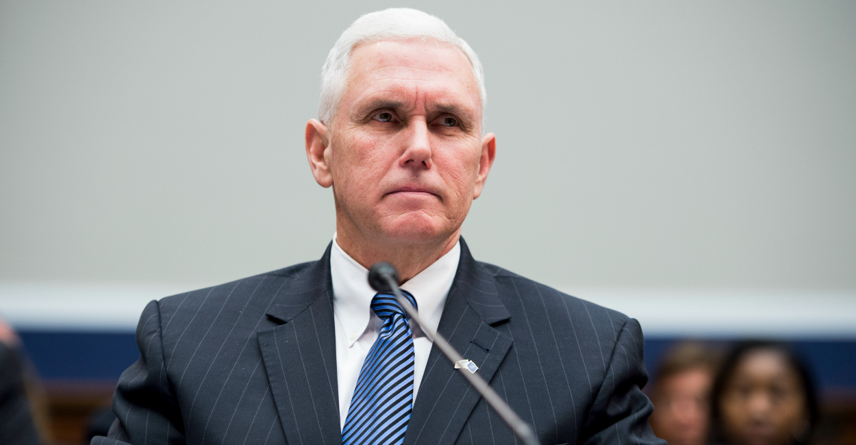 Mike Pence Signs Religious Freedom Bill