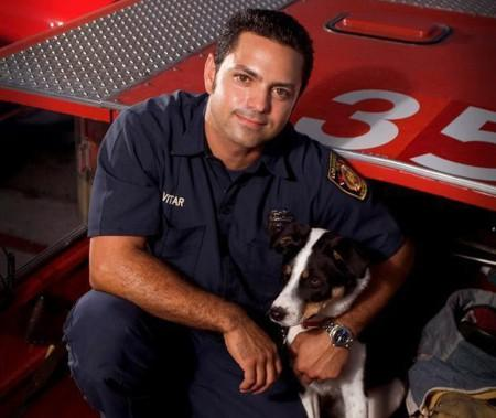 Mike Vitar, 'Sandlot' Star Turned Los Angeles Firefighter, Adored By