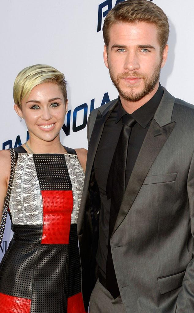 Miley Cyrus And Liam Hemsworth Are Engaged Again: Look Back On