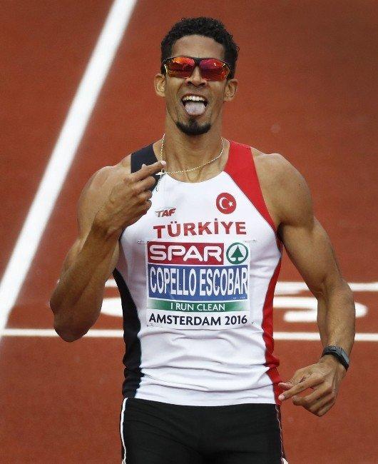 Milli Atlet Yasmani Copello Escobar Avrupa     Ampiyonu Oldu