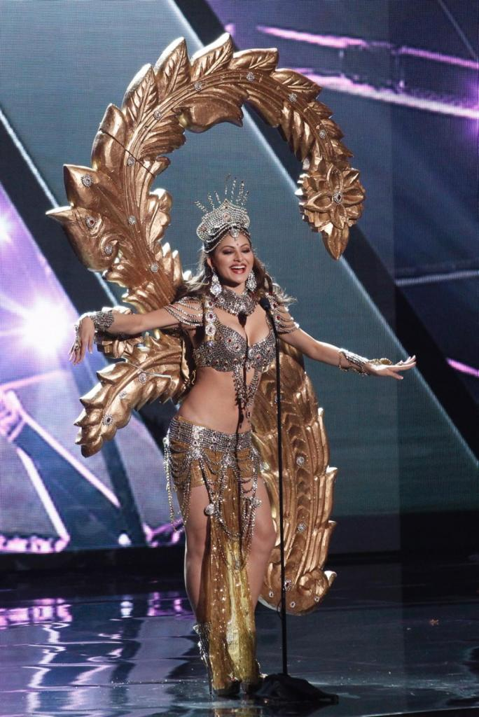 Miss India, Urvashi Manvar Singh Rautela - Photos - Miss Universe