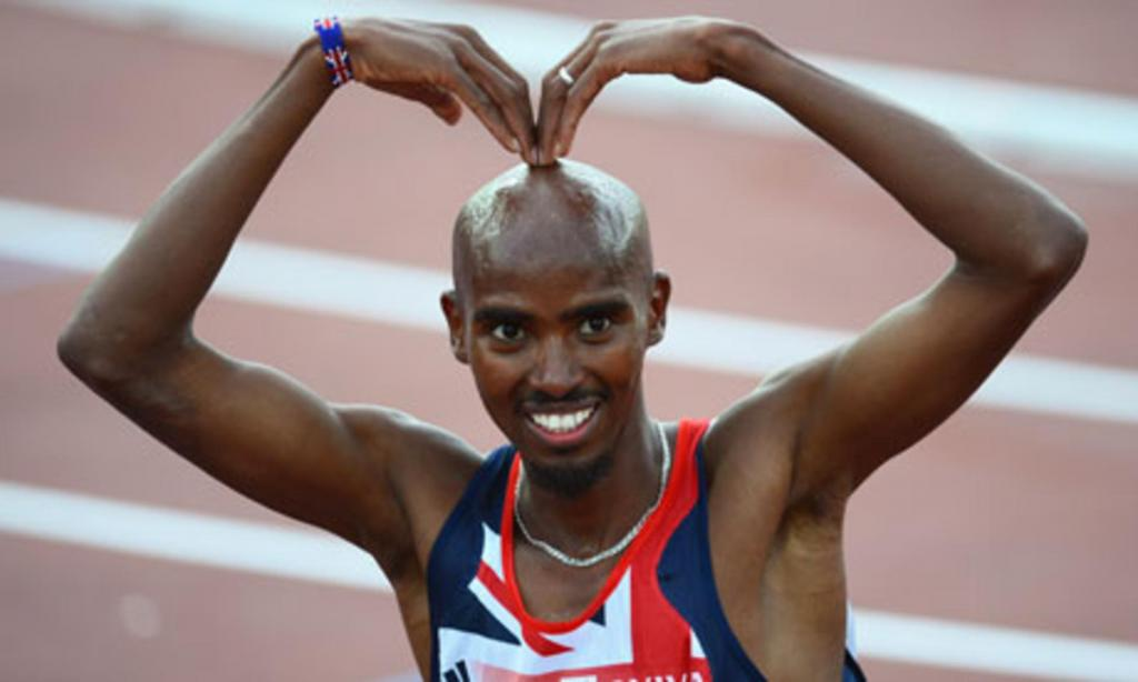 Mo Farah - . Is A Cunt   . Is A Cunt