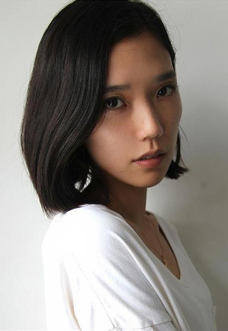 Model-turned-actress Tao Okamoto Gets Ready For Her Closeup After