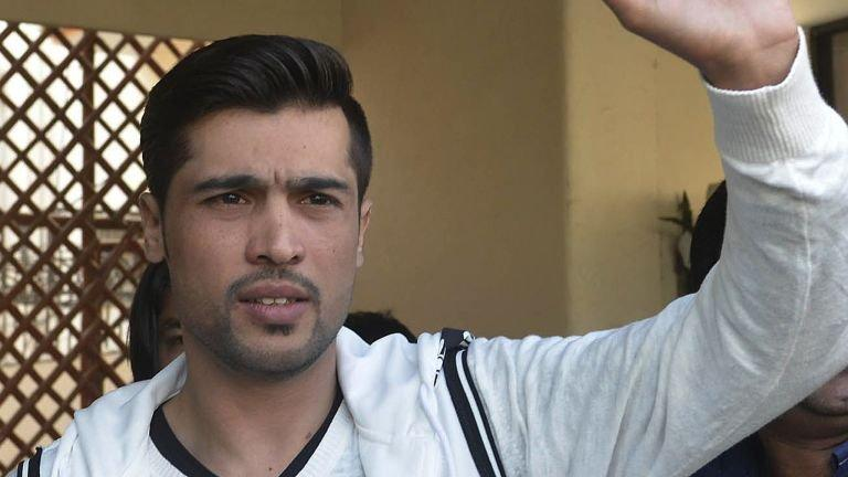 Mohammad Aamer Not Focusing On Pakistan Return   Cricket News   Sky
